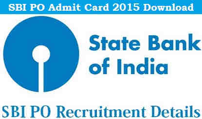 download-sbi-po-admit-card-2015