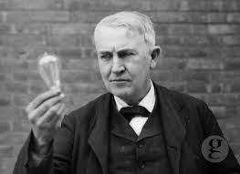 thomas edison failure story