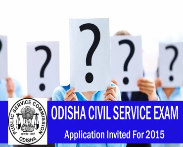 Odisha civil service exam 2015