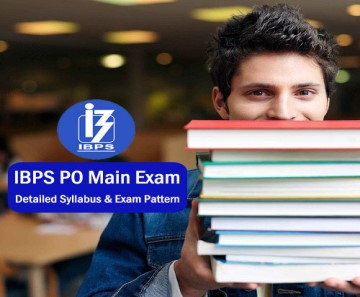 IBPS PO Main Exam Syllabus
