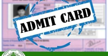 ssc je admit card download